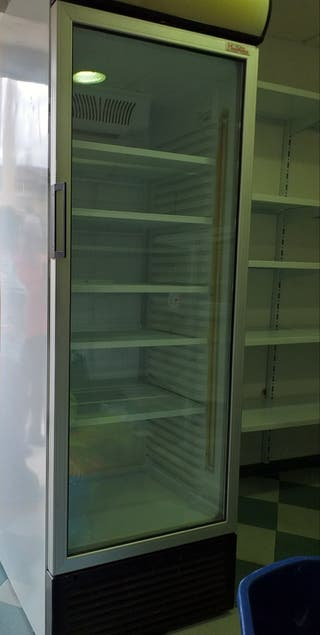 Vitrina frigorífico vertical
