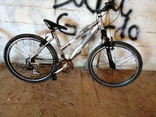 bicicleta de chica