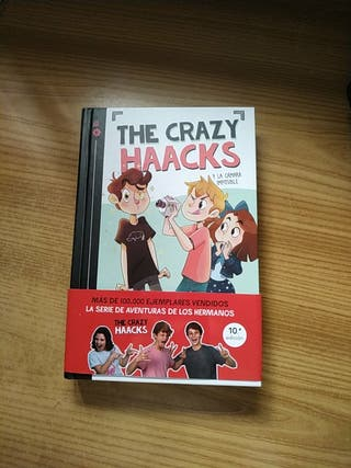 Vendo libro crazy haacks 1°