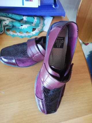 zapatos galería de coleccionista 36