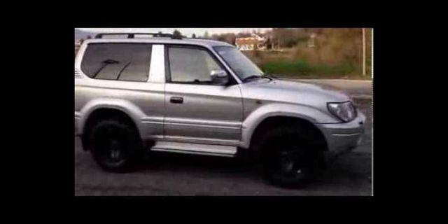 despiece Toyota kdj 90