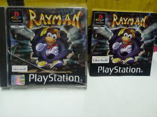 RAYMAN PlayStation 1