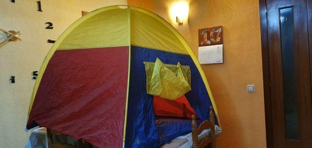 Tienda de campaña para niños