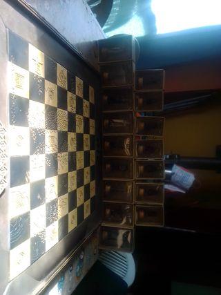 ajedrez del señor de los anillos