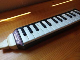 Flauta piano
