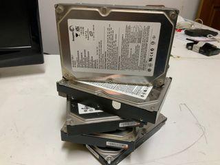 Discos duros HDD 40 Gb Y 80 Gb