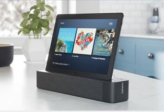 Tablet Lenovo Smart Tab M10 LTE 4G + Altavoz Alexa