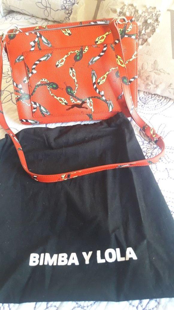 bolso bimba y lola nuevo muy original
