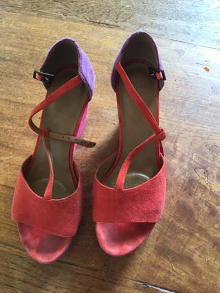 Zapatos talla 39 marca clarks, talla 39