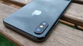 Iphone X 64gb gris espacial