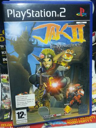 JAK II el renegado PS2