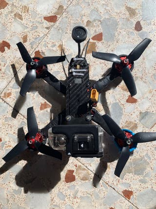 Pack drone completo (excepto gopro)