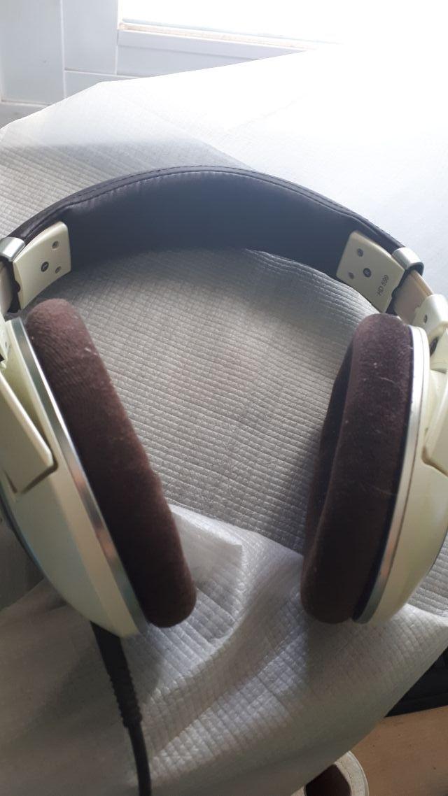 Auriculares sennheiser hd 599