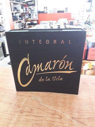 COLECCIÓN CAMARÓN INTEGRAL 20 CD'S