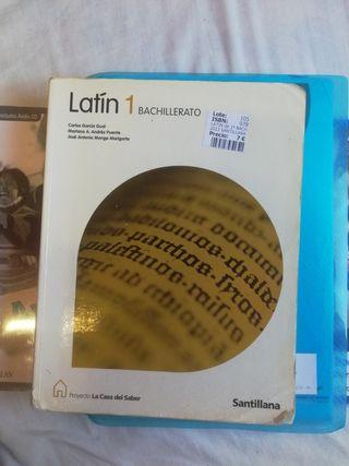 Libro de Latin