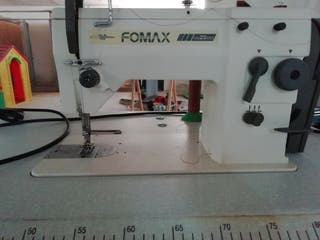 Máquina de coser industrial, zig zag