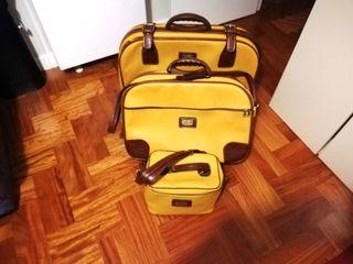 Conjunto de maletas de viaje