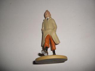 figura de Tintín, la colección oficial