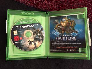 Videojuego Titanfall 2 Xbox One