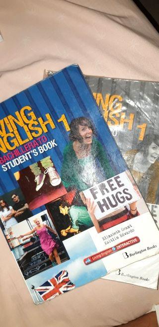 libros ingles Living English