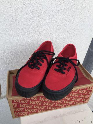 Zapatillas vans nuevas talla 38