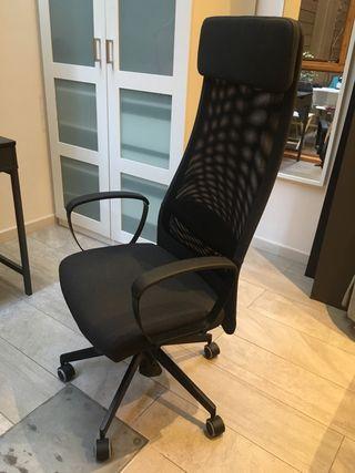 Silla de oficina, IKEA Markus