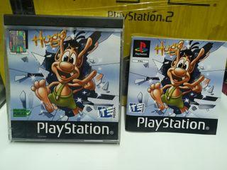 HUGO PlayStation 1
