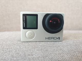 Pack GoPro 4 Silver