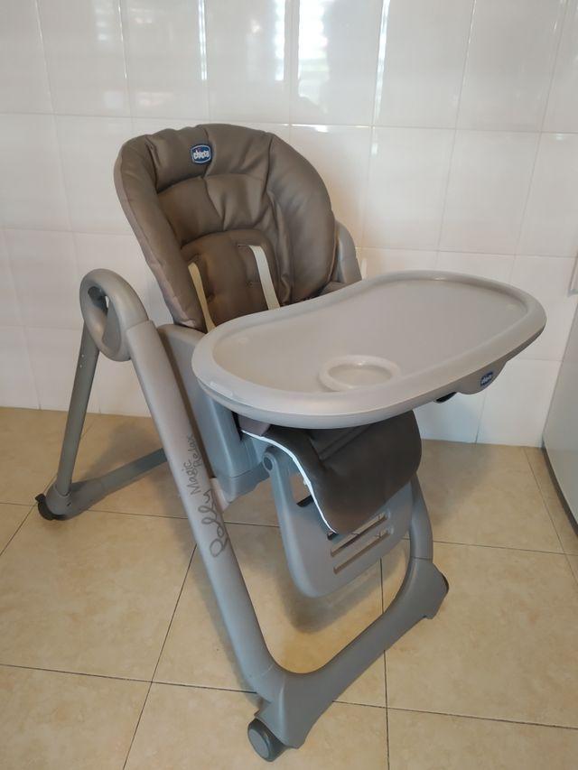 Trona hamaca bebe Chicco