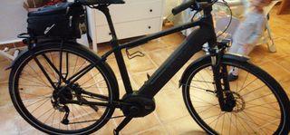 bici eléctrica motor Bosch nueva
