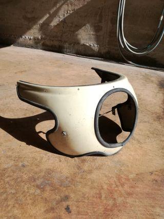 Cupolino moto años 50-60-70 (Cafe Race)