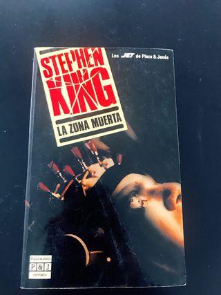 La zona muerta Stephen King