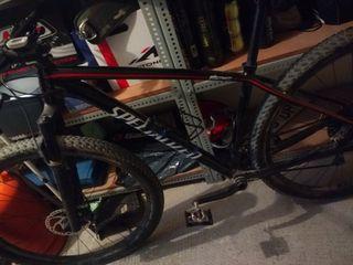 Bicicleta de montaña Specialized Epic, la más lige