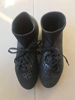 Nike Hypervenom - zapatillas de fútbol / niños