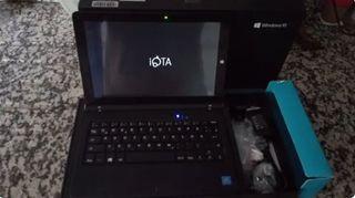 Tablet PC Windows 10 IOTA ONE 2120
