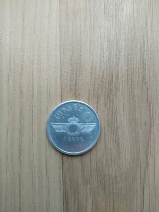 Moneda conmemorativa de plata de Maurice Farman