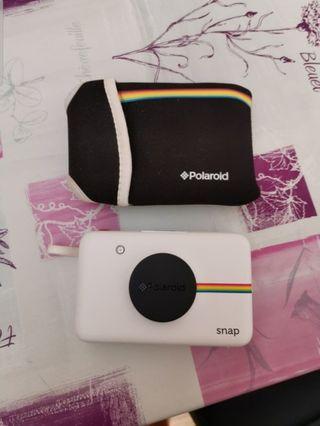 Polaroid snap.