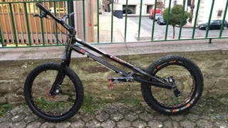 Bicicleta biketrial clean X1 970