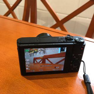 Cámara de fotos y vídeo Sony DSC-HX90