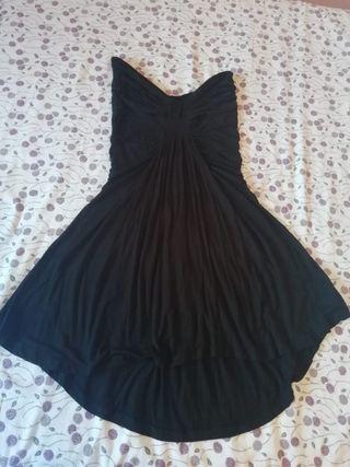 Vestido negro seminuevo