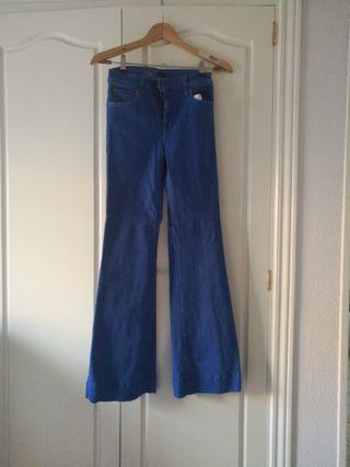 Pantalon campana Salsa Jeans