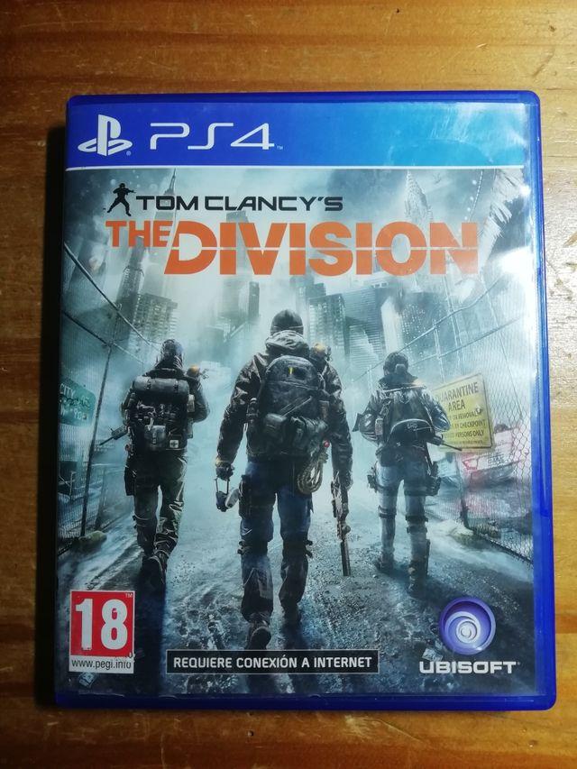 The Division - PS4 - Seminuevo