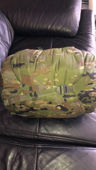 Saco dormir militar