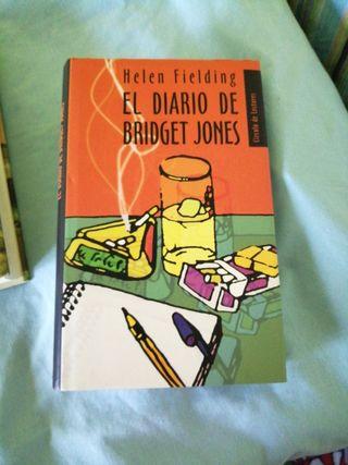 Libro El Diario de Bridget Jones