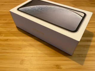 iPhone XR 64Gb Blanco, como nuevo