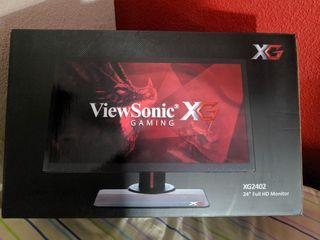 Monitor Gaming 24 pulgadas ViewSonic XG2402