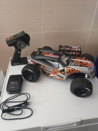 Coche rc Kyosho race Brushless/lipo completo