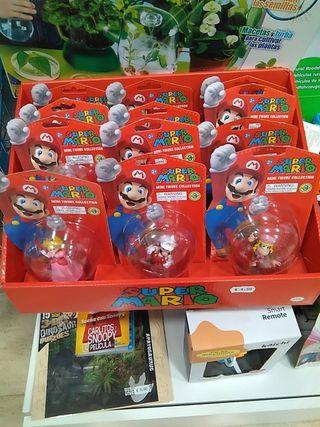 Figuras de Super Mario