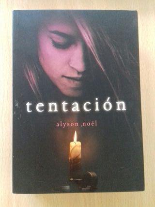 Novela TENTACIÓN