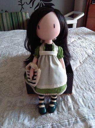 Muñeca colección gorjuss